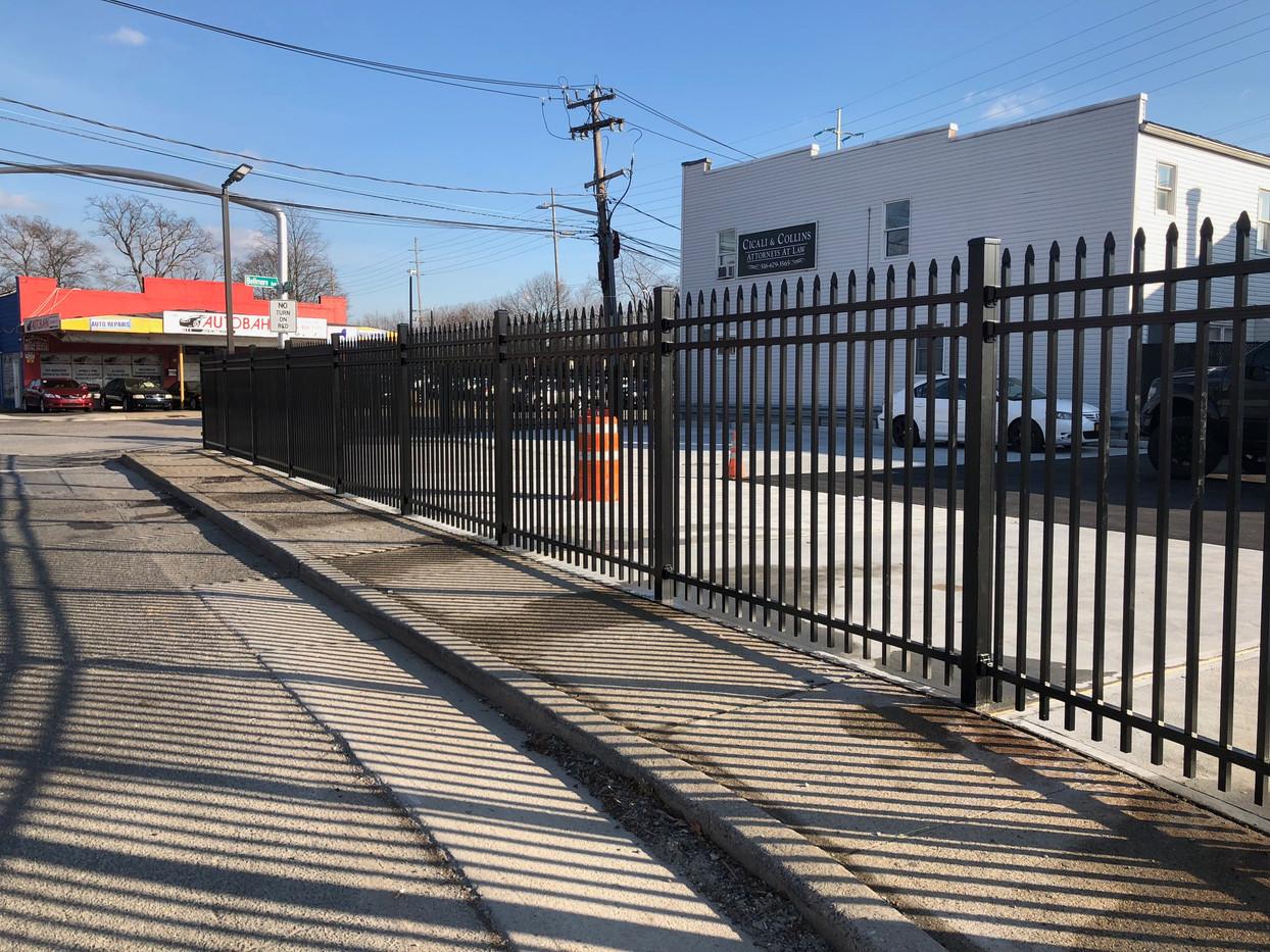 Aluminum Fence Merrick Ny