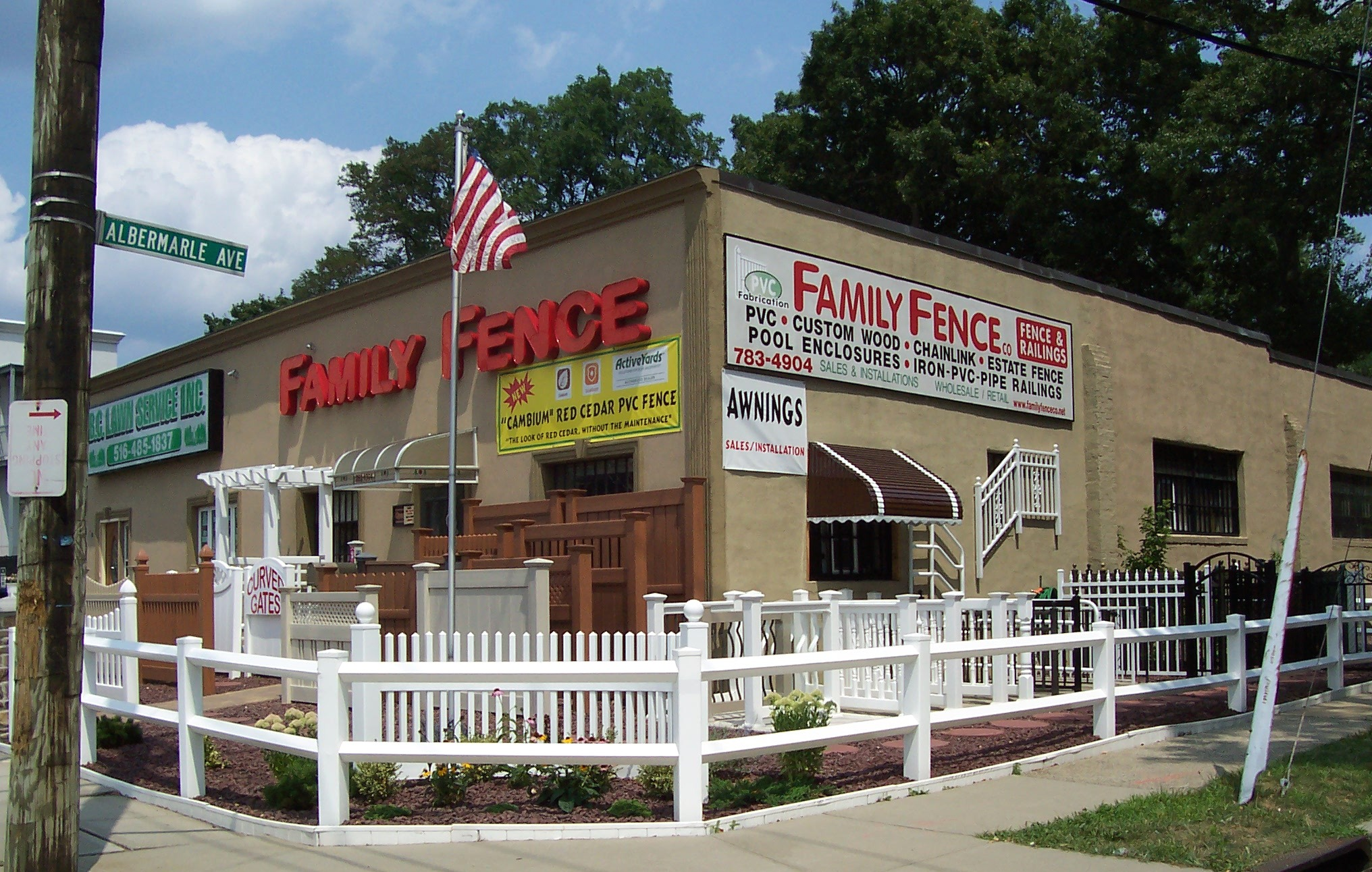 Family Fence A Long Island Fence Company