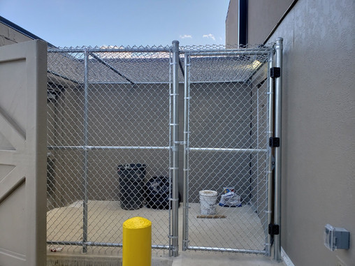 Chainlink Enclosure