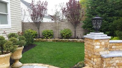Sherwood Pvc Fence