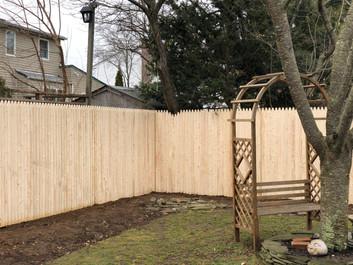 Wood Fence Nassau County Ny