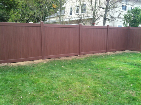 Bufftech Fence Bellmore