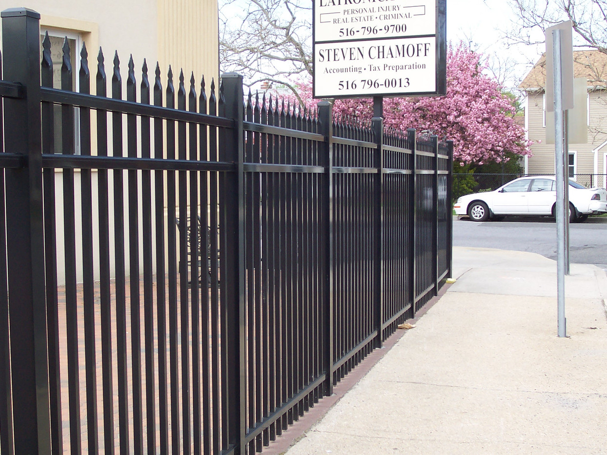 Aluminum Fence Levittown Ny
