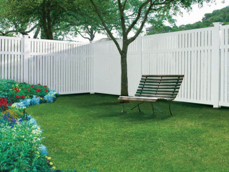 Determining which Fence Types are Right for your Yard