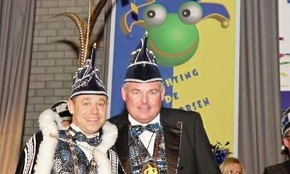 Prins Thomas d'n Urste en Adjudant Jurgen gaan door in 2020