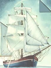 Корабль Стационарный
