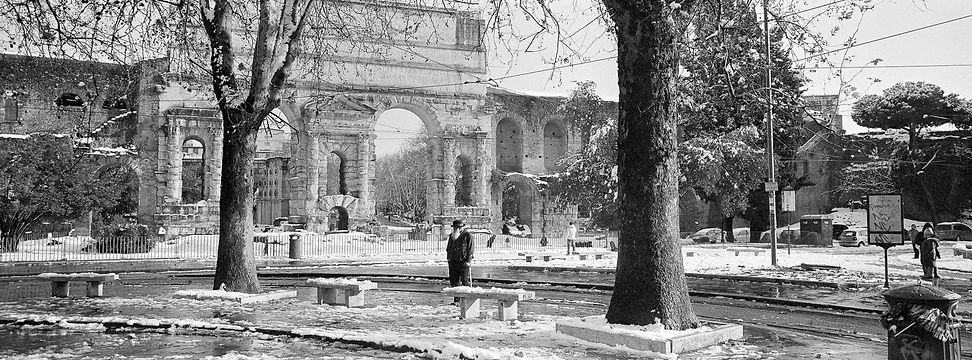 Neve di Roma