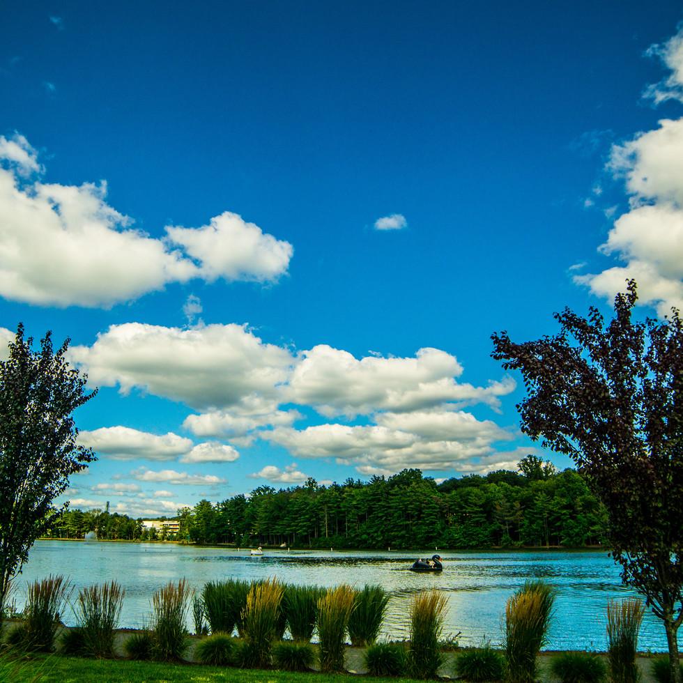 Orange Reservoir, West Orange, NJ