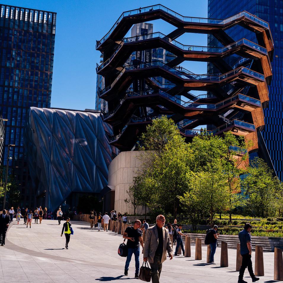 Hudson Yards, New York, New York