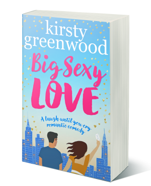 Signed and Gift Wrapped Big Sexy Love Signed Paperback