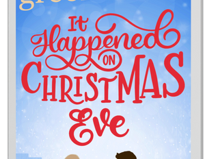 It Happened on Christmas Eve is out now!