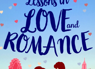 Lessons in Love and Romance is now in Kindle Unlimited