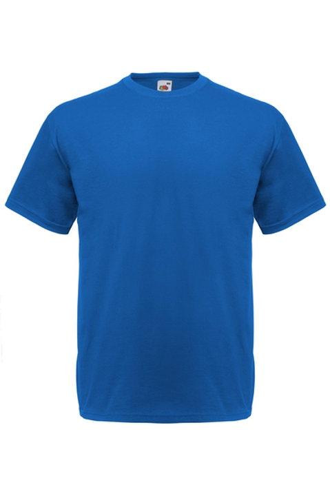 Royal Sininen VALUEWEIGHT T-PAITA