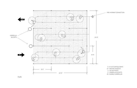 Newburgh Bubble Maze plan