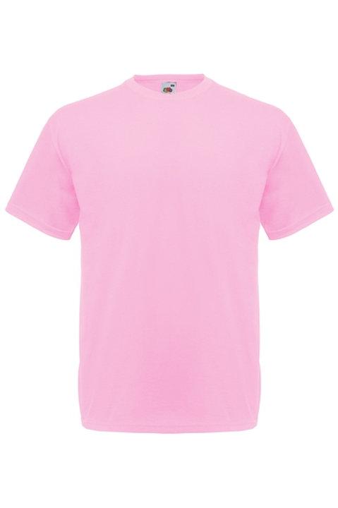Pinkki VALUEWEIGHT T-PAITA