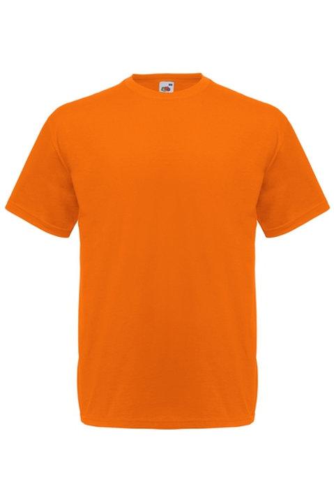 Oranssi VALUEWEIGHT T-PAITA