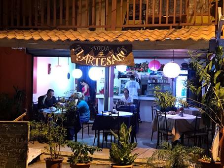 Soda El Artesano : The place where the locals eat