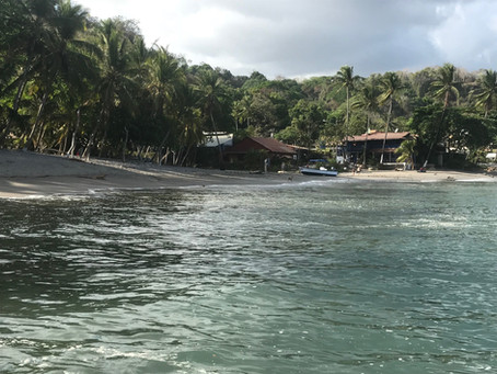 Montezuma or how live in a paradise