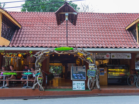 El Sano Banano : The best place to eat in peace