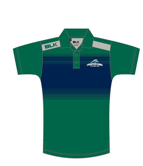 Men's Christmas Creek Polo