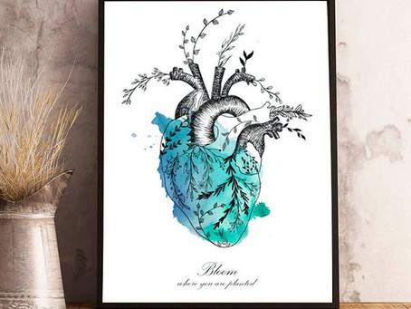 Vivir con el corazón abierto