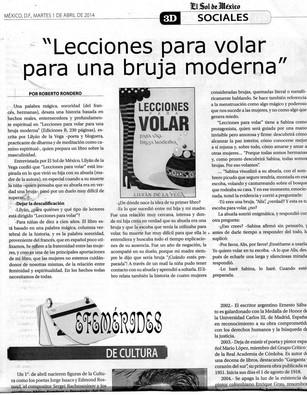 Periódico El Sol de México