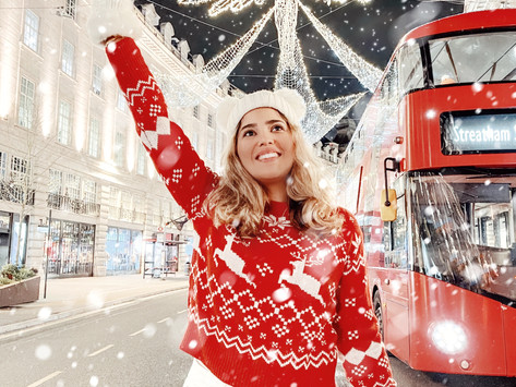 London Christmas Locations 2020