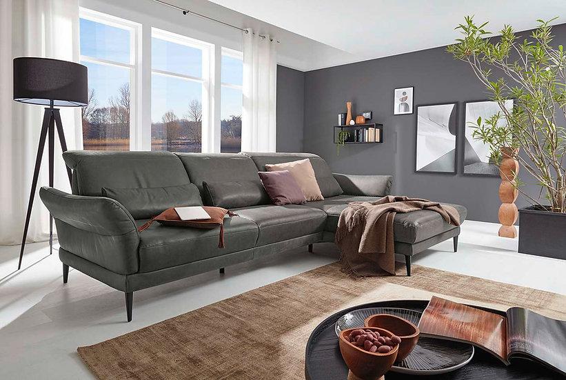 дорогой кожаный диван