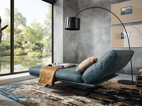 Правила ухода за кожаной мягкой мебелью