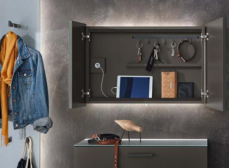 Выбор мебели для прихожей: эффективно используем полезную площадь