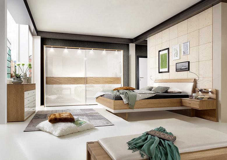 Кровать с тумбами Wiemann WEGA 160*200