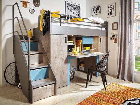 Советы по выбору дизайнерской детской мебели для мальчика