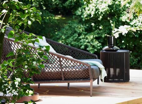 Садовая мебель для загородного дома: правила выбора