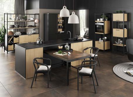Обустройство кухонной обеденной зоны в малогабаритной квартире