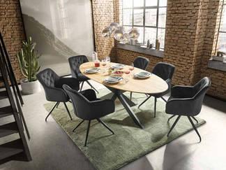Обеденный стол из массива SET ONE Lakewood