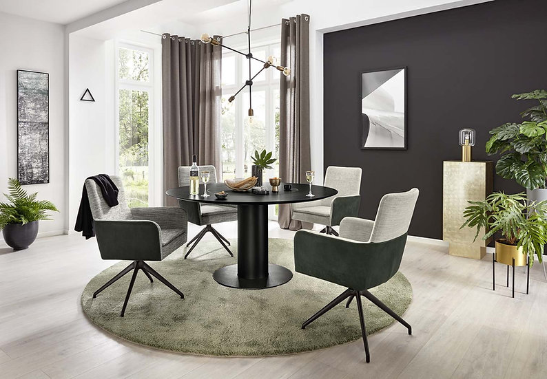 обеденный стол Musterring Stuhlwerk 2.0