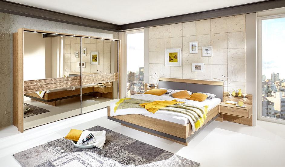 Кровать с тумбами Wiemann WEGA 180*200