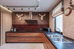 Кухонный гарнитур Bauformat Küchen