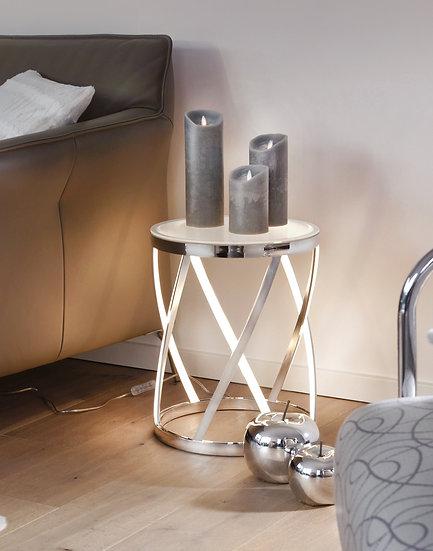 Светодиодный декоративный светильник-свеча 12,5 см