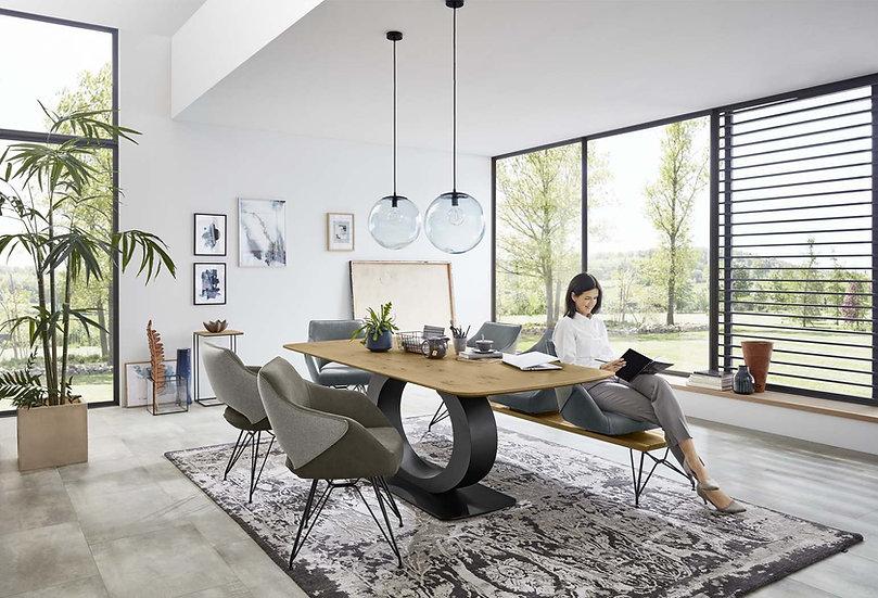 обеденный стол Musterring Brisko