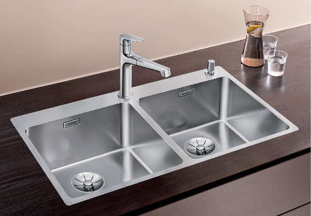 Кухонная мойка Blanco Andano 400/400 IF/A