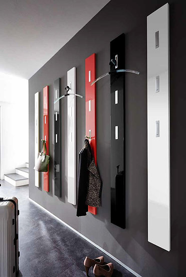 Панель гардеробная Germаnia 3255 чёрная