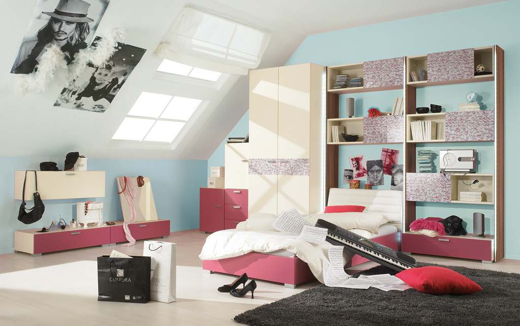 Подростковая мебель Rudolf