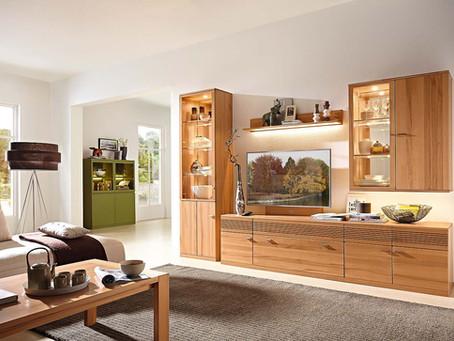 Мебель для гостиной в стиле винтаж