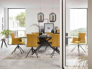 Обеденные столы и стулья Musterring