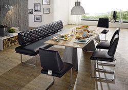 K+W обеденные столы и стулья