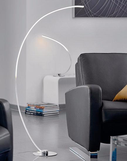 Напольный светодиодный светильник Sompex CURVE