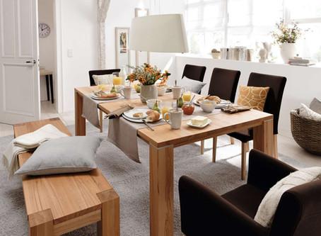 Особенности ухода за дизайнерской мебелью из дерева