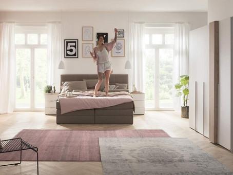 Мебель для спальни в квартире-студии