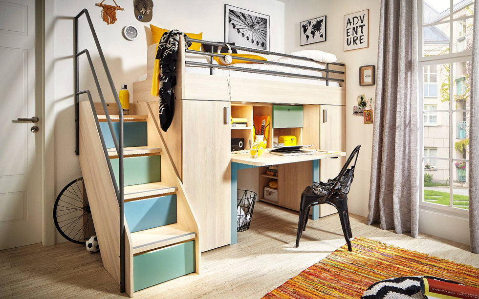Möbelfabrik Rudolf Level 2